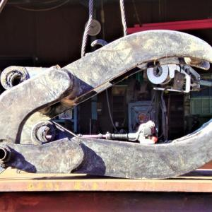 フォークのツメの延長(1)