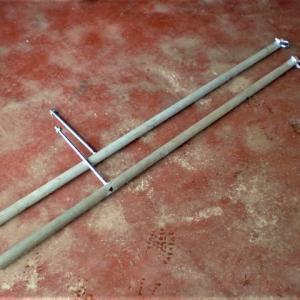 神社・のぼり旗の竿用金具