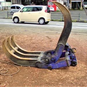 フォークのツメの付替え(1)