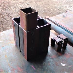 フォワーダの棒立て修理(2)