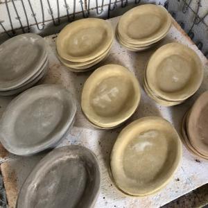 ミニオーバル皿