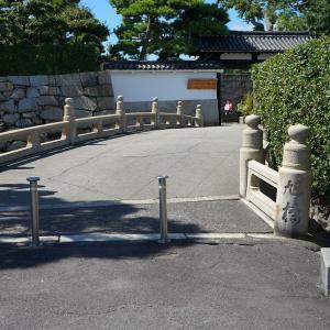 高松城のあった玉藻公園
