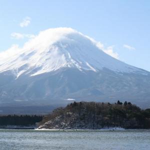 富士山は登るよりも眺めるもの