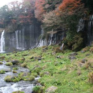 白糸の滝と音無の滝