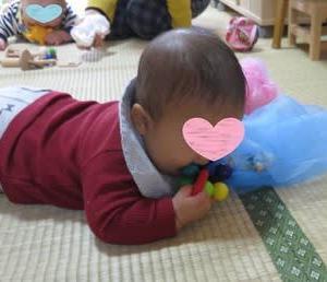 Nido(0歳クラス)(2020年11月)