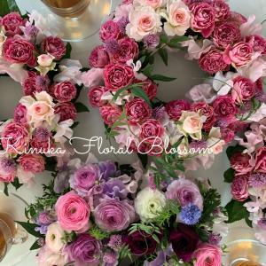 「Wreathで彩る12か月コース」早春の花たちで華やぐ一日♪
