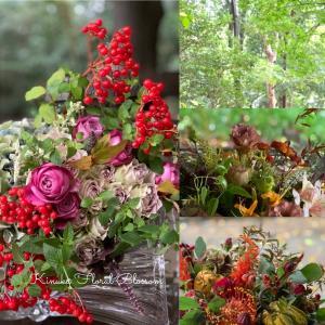 森のWEB作品展編集始まりました&今日はハロウィン☆明日から11月クリスマスレッスンスタート!