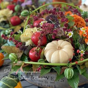 収穫祭を想わせる楽しいハロウィンレッスン☆