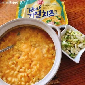 韓国で大人気のインスタントラーメン&あかん食べ方♪