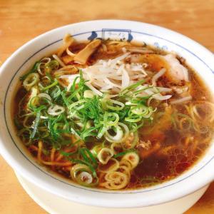 ランチは京都で人気のピリ辛ラーメン