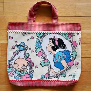 白雪姫のレッスンバッグ〜ハンドメイドソーイング