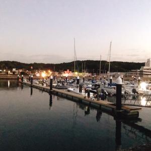 船釣り出港