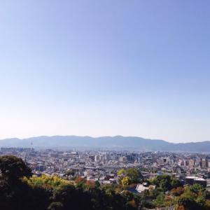 京都に来てます