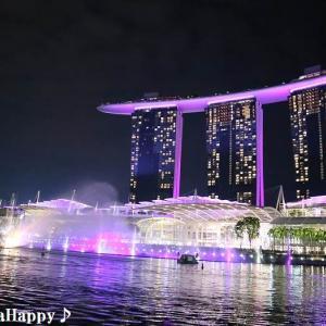 シンガポールナイトクルーズ後半~シンガポール旅行4日目