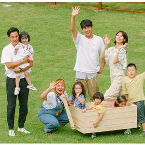 韓国バラエティ「リトルエフォレスト」見始めました。