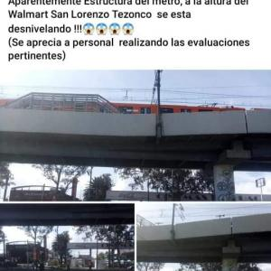 メキシコCDMXのメトロ高架崩壊・・・大事故