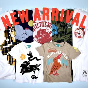 2020年新作Tシャツ・ポロシャツ販売開始!