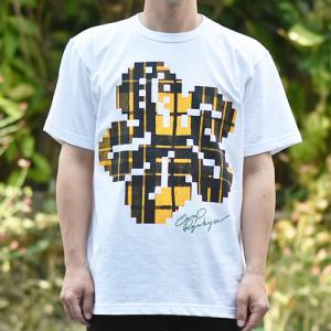 新Tシャツ「チェックビスカス」