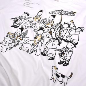 キラキラでキュート!!江戸上りTシャツ