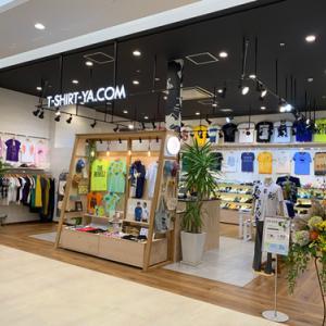 T-SHIRT-YA.COM パルコシティ店OPENしました!!