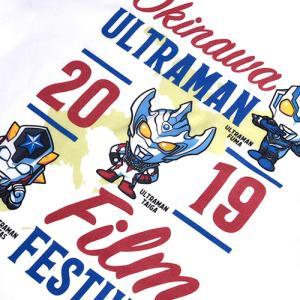 沖縄ウルトラマン映画祭2019コラボTシャツ好評販売中!!