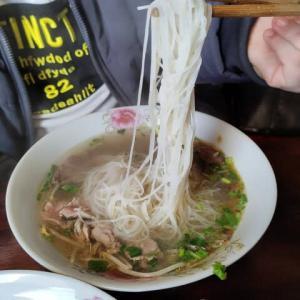 [気温25℃][晴れ] Kon Tum Mang Denの旅その4 Mang Den の料理の特徴