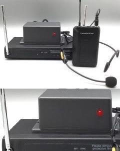 NANZ製ドライブスルー対応 ワイヤレスインカム ADD-S4L