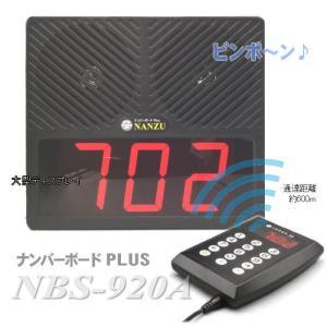 ワイヤレス番号表示器 ナンバーボードPLUS レンタル開始