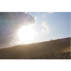 境港から鳥取砂丘へ