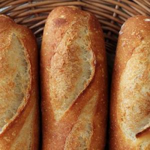 フランスパンの練習