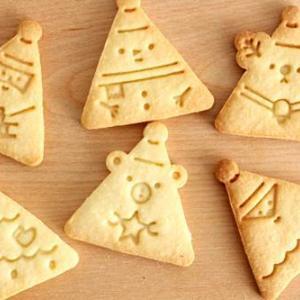 クリスマスさんかくクッキー!クッキーレシピもいろいろ