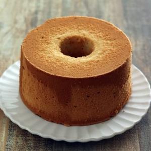 動画レッスンで、しほさんの「豆乳シフォンケーキ」