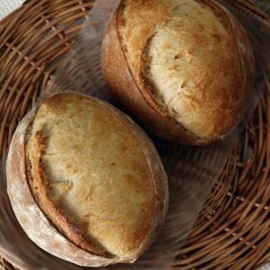 ライ麦のふんわりカンパーニュ