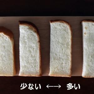 パン教室で「糖配合の比較」