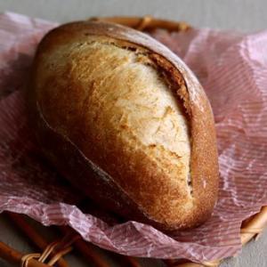 酒種でライ麦のふんわりカンパーニュ