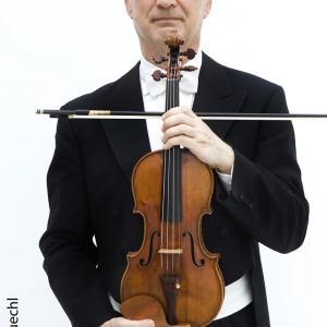 ライナー・キュッヒル ヴァイオリン演奏会のお知らせ