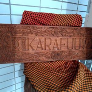 KARAFUU レストランの至福☆ザンジバルのスパイスの香り
