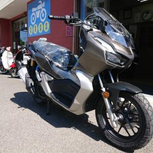 Honda・ADV150が入荷しました