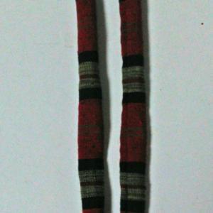 共布で羽織紐
