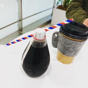 恥ずかしカフェ。