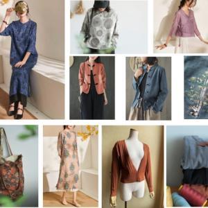 【取り急ぎ新商品追加のおしらせ】パンダ刺繍のチャイナジャケットがほんとにかわいいの。