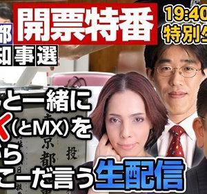 独断と偏見の東京都知事選総括