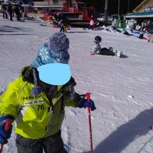 子連れで若杉高原おおやスキー場へ★兵庫県