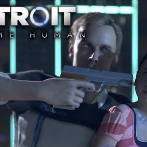 Detroit: Become Human #01:人質 / 変異体と交渉する