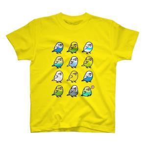 鳥さんTシャツセール 1000円割引! 8月11日(火)まで & ふわふわのしろちゃん