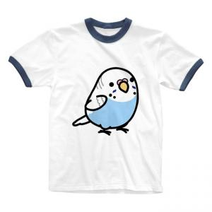 鳥さんTシャツ1000円引き!