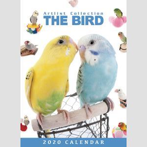 小鳥の卓上カレンダー
