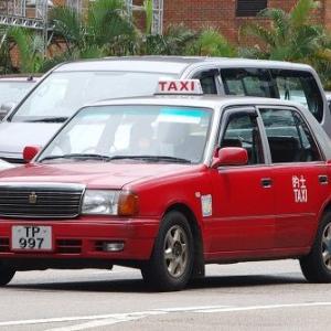 香港的士(Toyota Comfort Taxi)