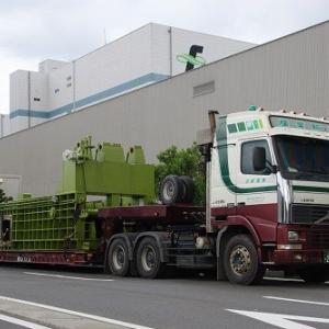 東日本産業輸送 ボルボ FH16 6×4 トラクター