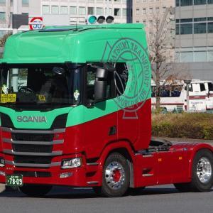 タツミトランスポート スカニア R410 トラクター